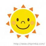 太陽のキャラクター